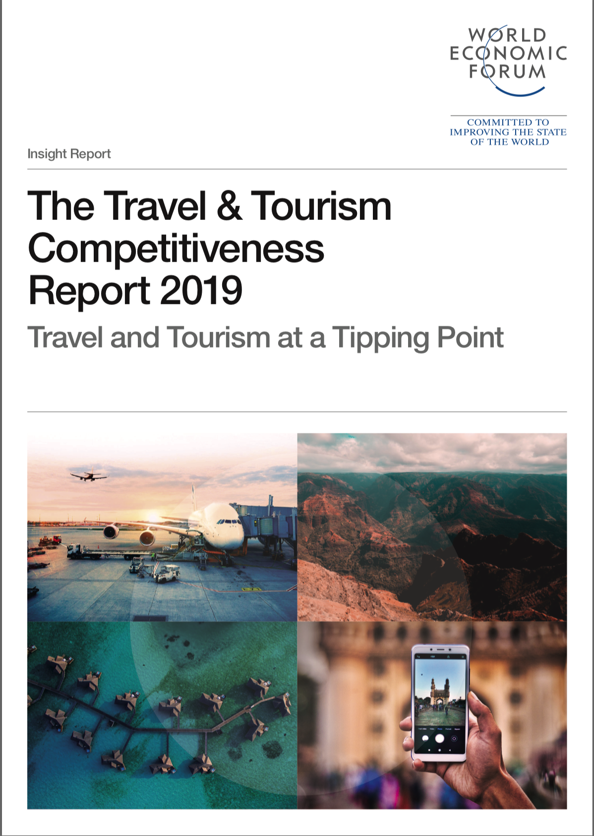 The Travel and Tourism Competitiveness Report 2019