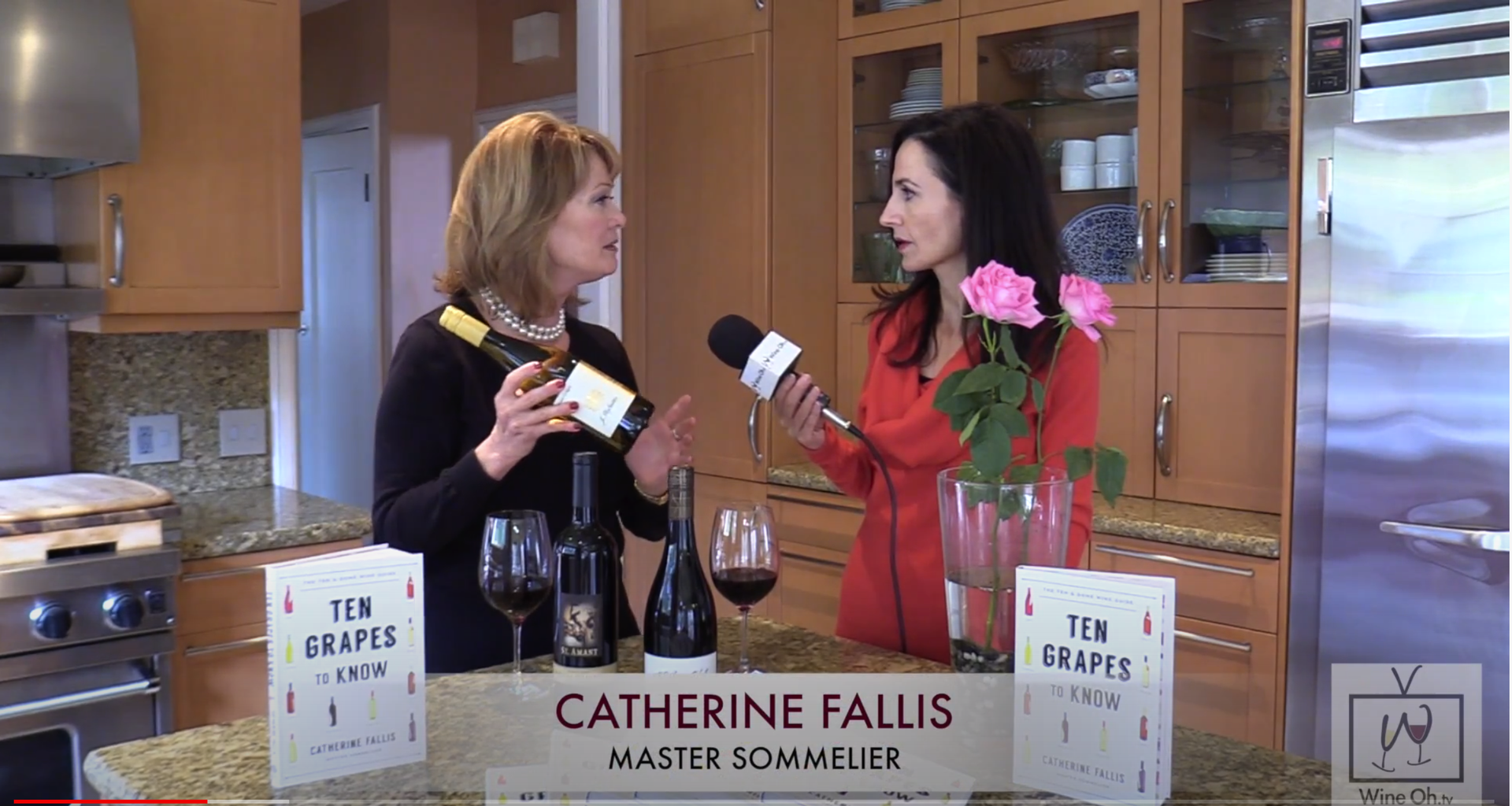 Master Sommelier Reveals 3 Wine Grapes You Must Know - Wine Oh TV