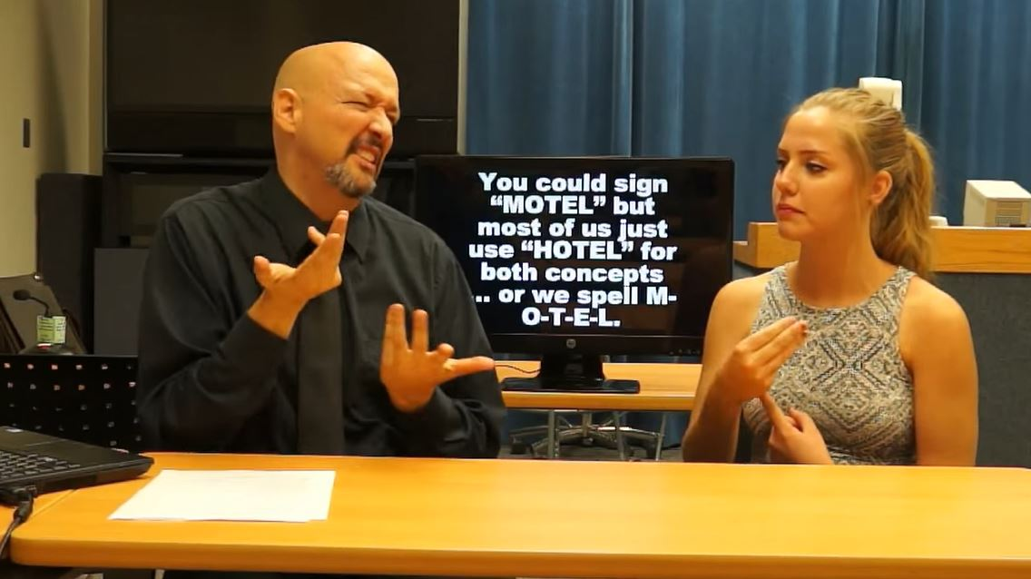 Hotel and Hospitality Sign Language (Part 1) (American Sign Language) (ASL) (Customer Service)