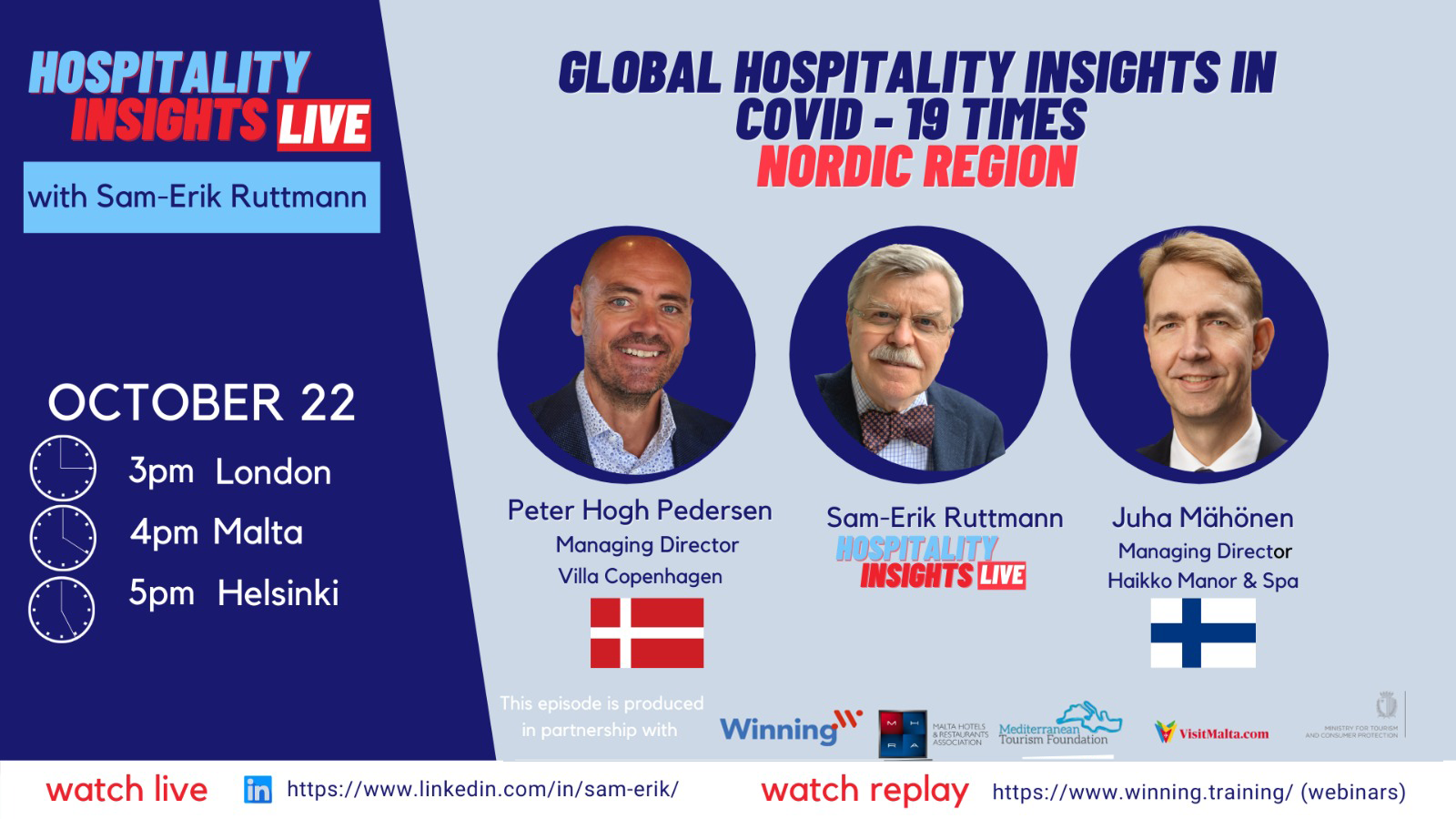 Hospitality Insights - Nordic Region