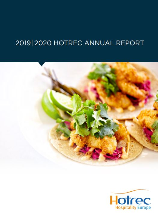 HOTREC Annual Report 2019/2020