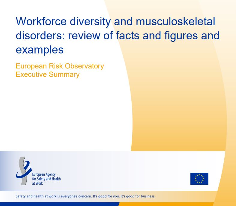Summary - Preventing musculoskeletal disorders in a diverse workforce: risk factors for women, migrants and LGBTI workers