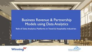Data Analytics Platforms Course - Module 6 - Business Revenue & Partnership Models Using Data Analytics