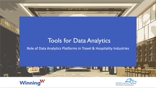 Data Analytics Platforms Course - Module 3 - Tools for Data Analytics