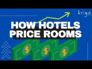 How Hotels Price Rooms
