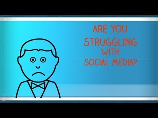 Are You Struggling With Social Media?