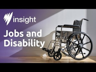 Should more people with disabilities being working?