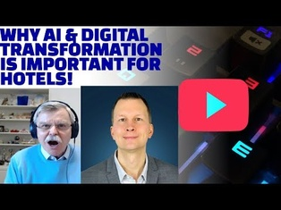 How Is AI and Digital Transformation Going To Impact Hotel Business And Travellers?