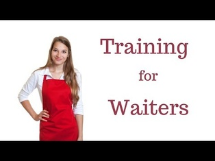 Waiter Training :: Steps of Service