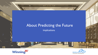 About Predicting the Future