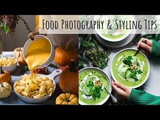 HOW TO IMPROVE YOUR FOOD PHOTOGRAPHY | food photography tips