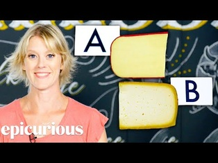 Cheese Expert Guesses More Cheap vs Expensive Cheeses | Price Points | Epicurious